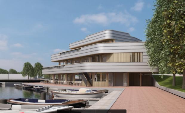Restaurant Pavilion Oegstgeest aan den Rijn